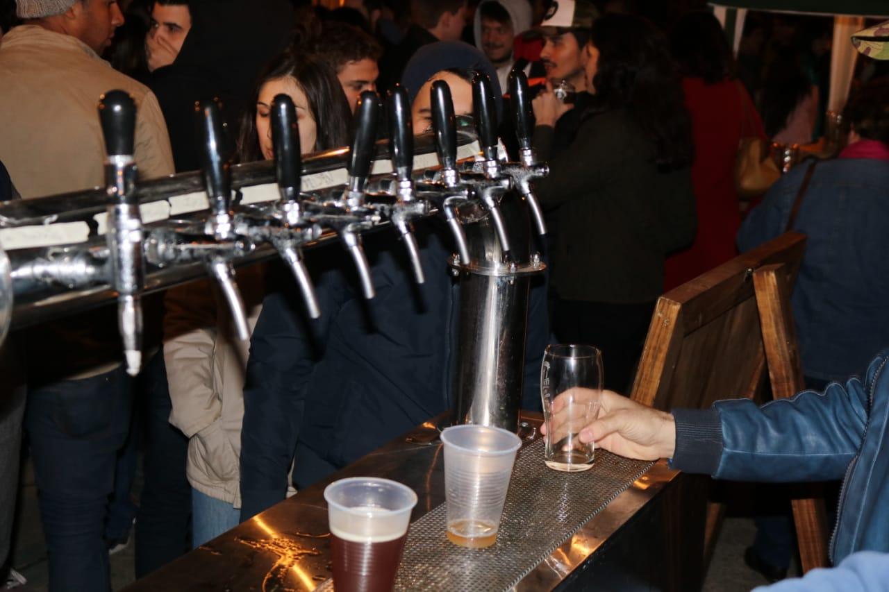 Exitosa 3ª edición del Patio Cervecero