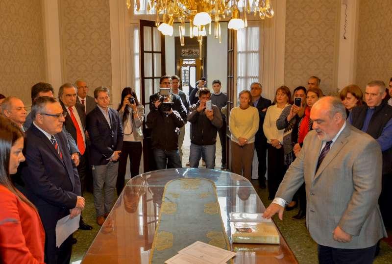 Ricardo Colombi asumió como miembro titular del Jurado de Enjuiciamiento