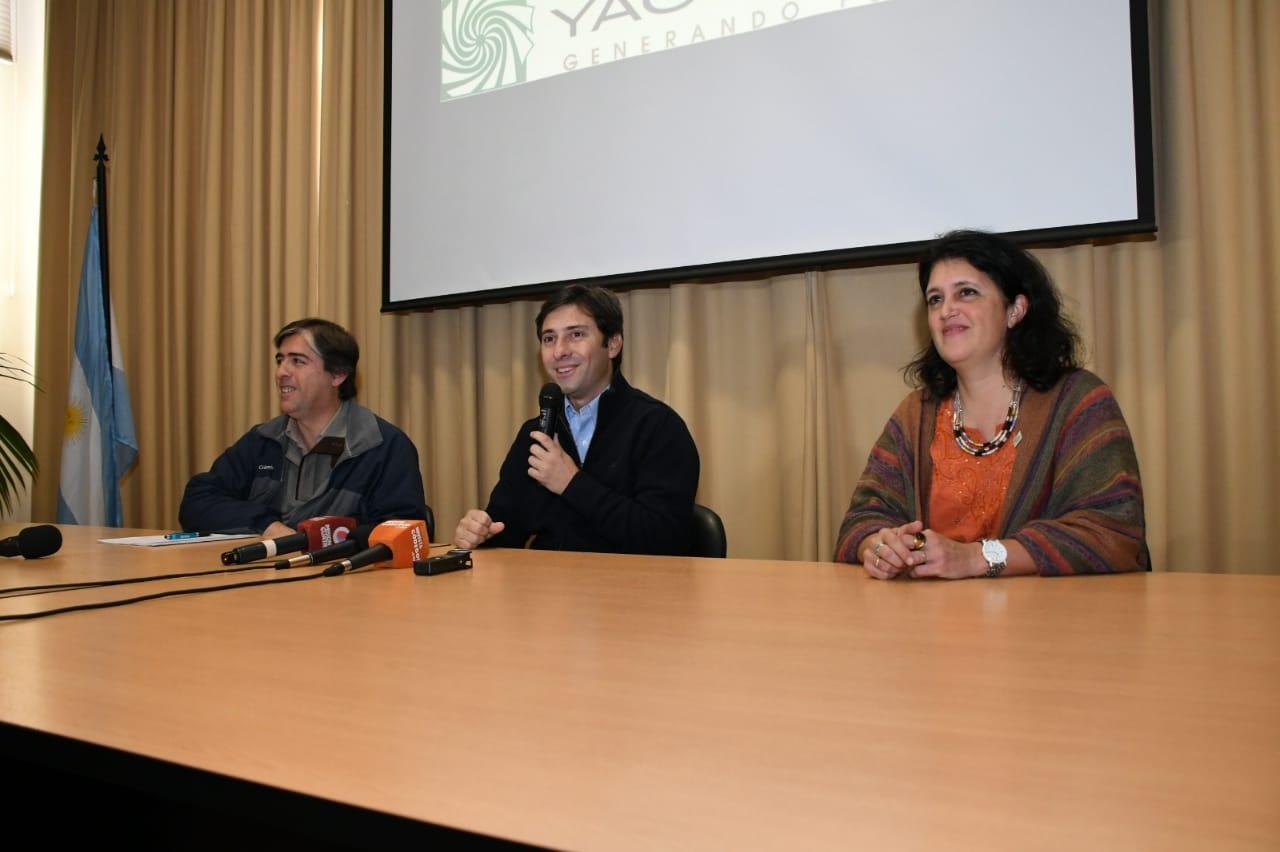 Presentan la reserva natural Urutaú