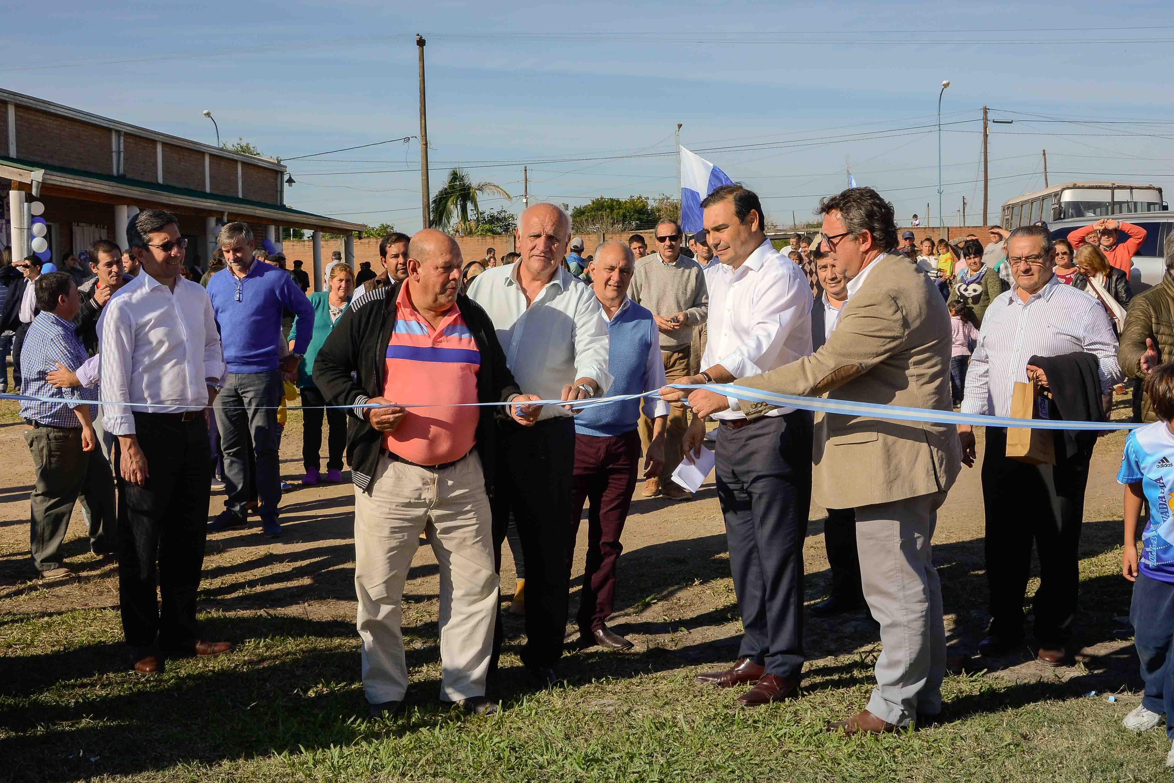Valdés ratificó la necesidad de apoyar a los clubes de la provincia