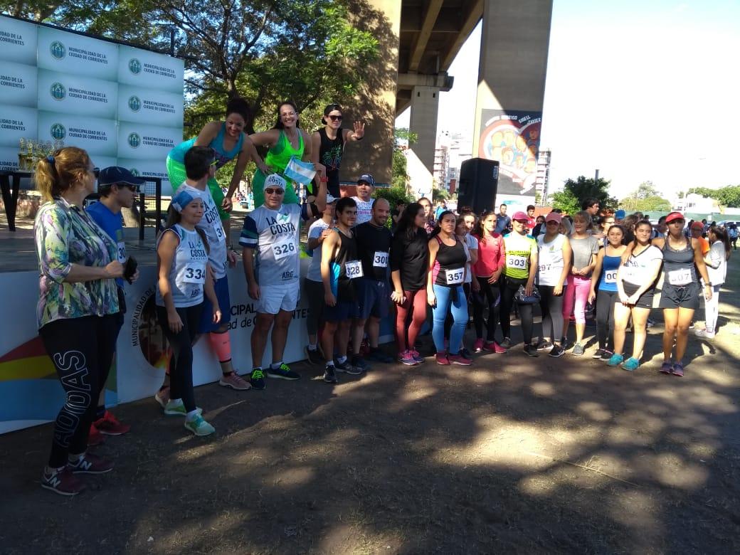 Día Mundial del Olimpismo: más de 200 personas participaron de una maratón con colegios secundarios