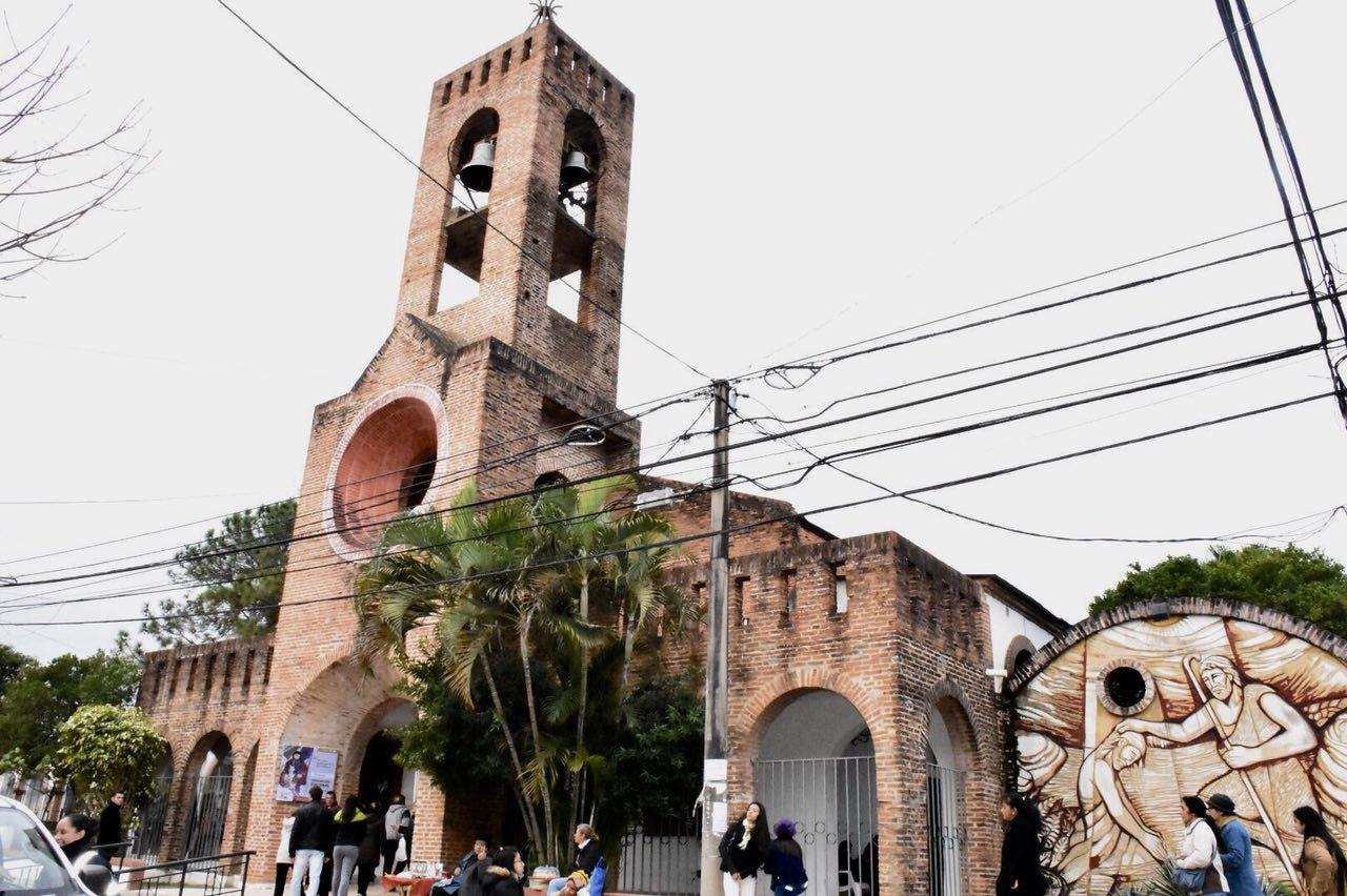 Tassano acompañó las celebraciones en honor a San Juan Bautista