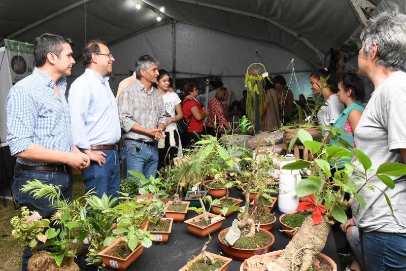 Tassano destacó el compromiso de niños y jóvenes en el cuidado del medioambiente