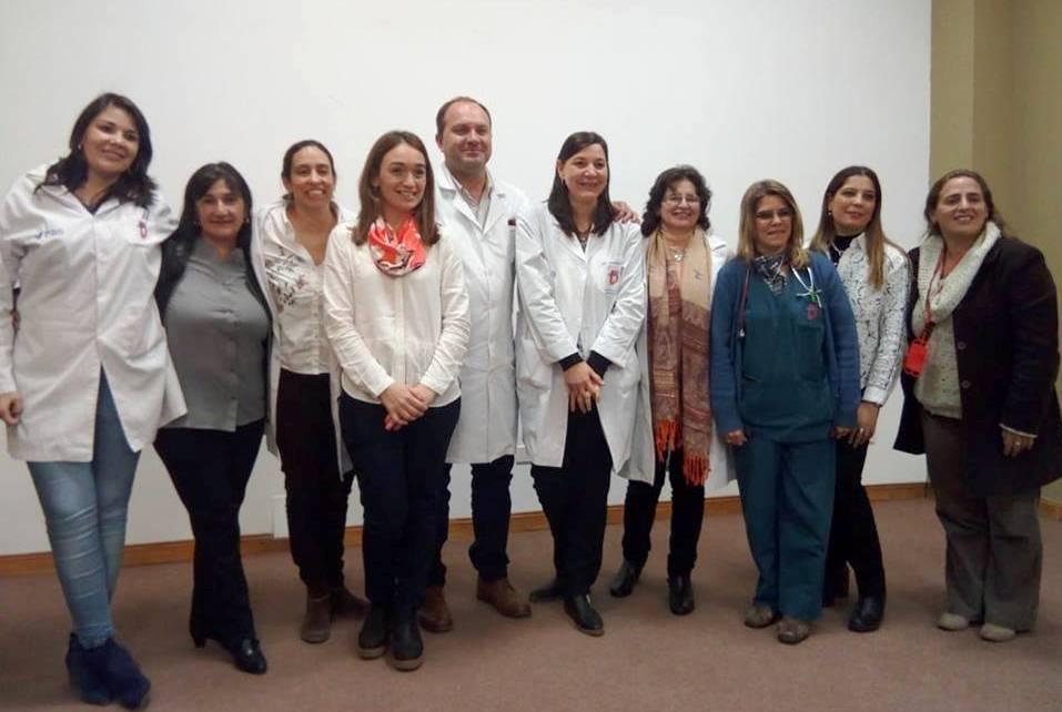 Salud Pública realizó una capacitación sobre cardiopatías congénitas