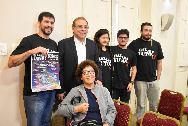 Apoyo municipal a propuestas de artistas independientes