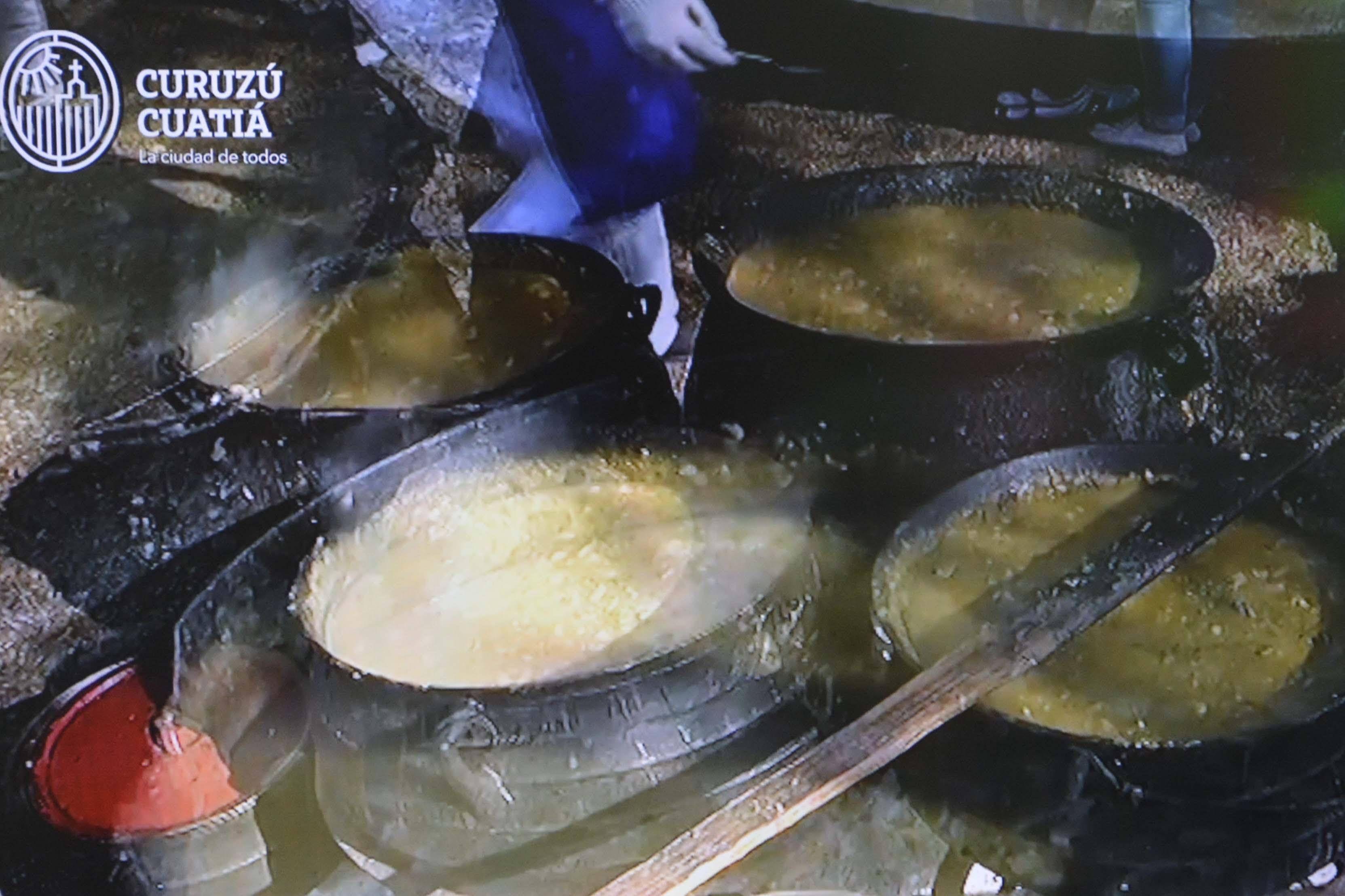 El Gobierno provincial presentó el Gran Festival del Locro Curuzucuateño