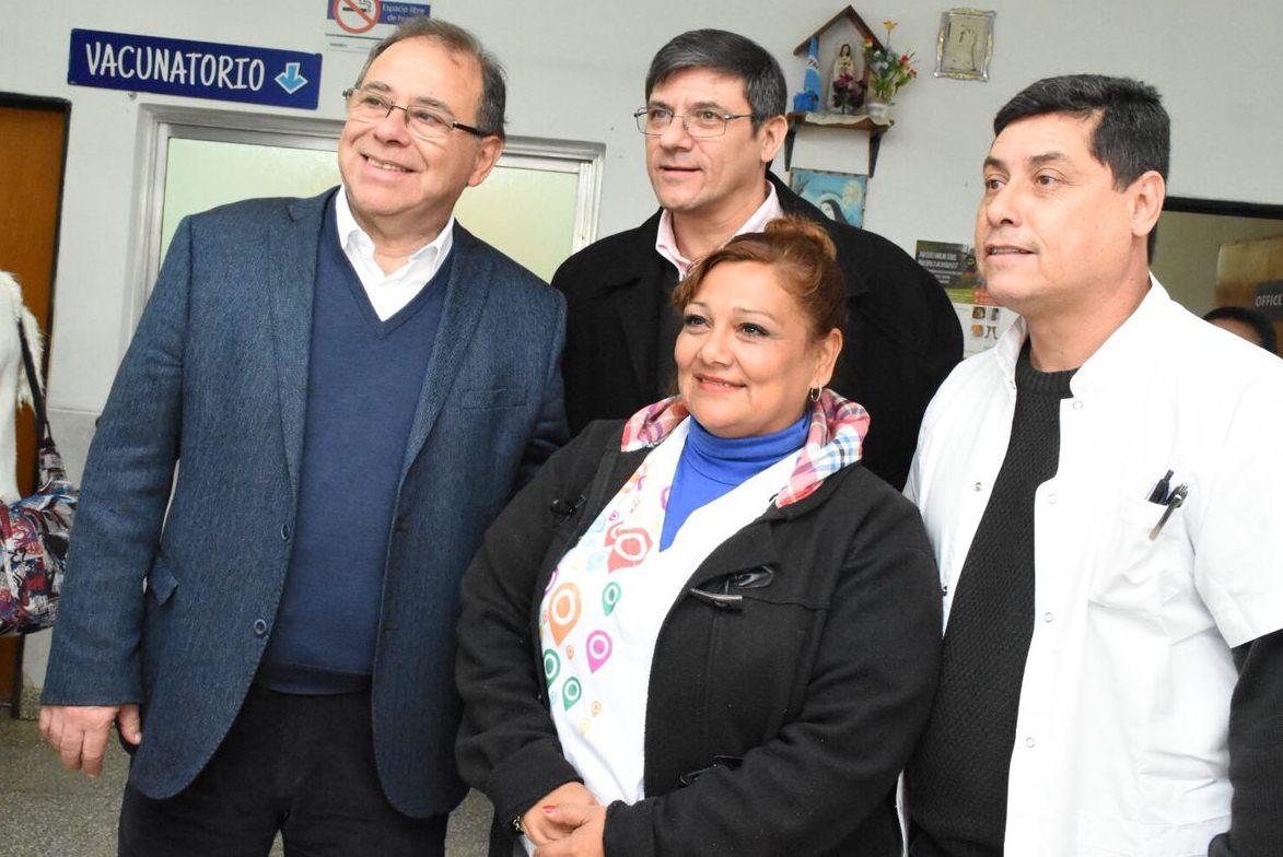La Municipalidad fortalece la atención primaria de la salud en los barrios
