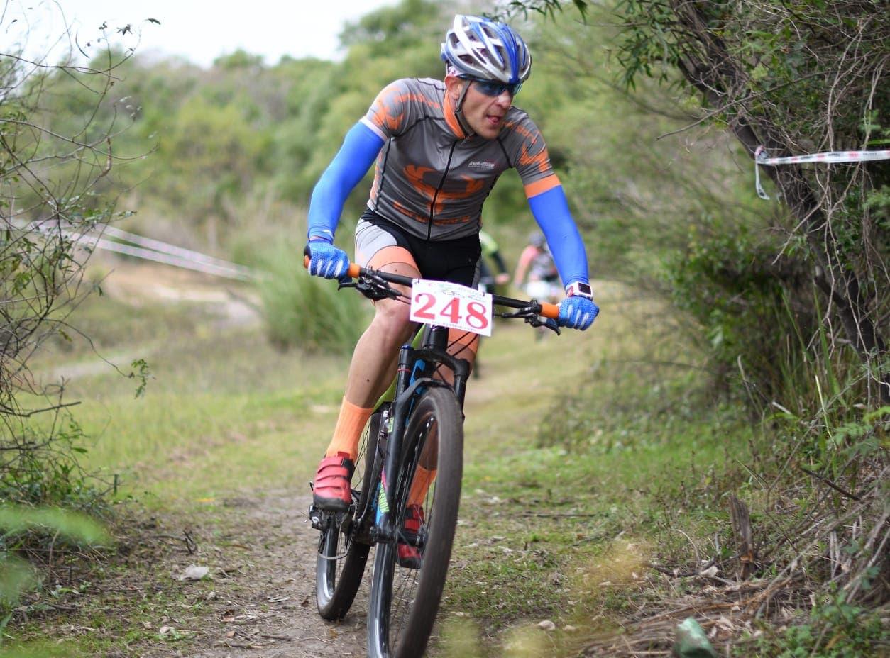 San Cayetano fue escenario del Campeonato Mountain Bike 2018