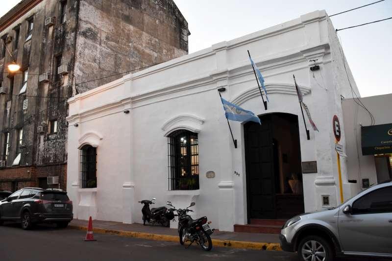 El 1 de agosto, caña con ruda en la Casa Molina