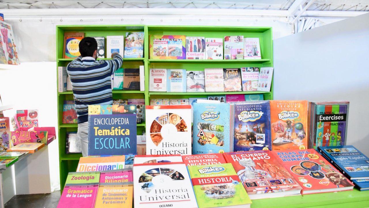 Ciudad de Diseño estará en la Feria Provincial del Libro