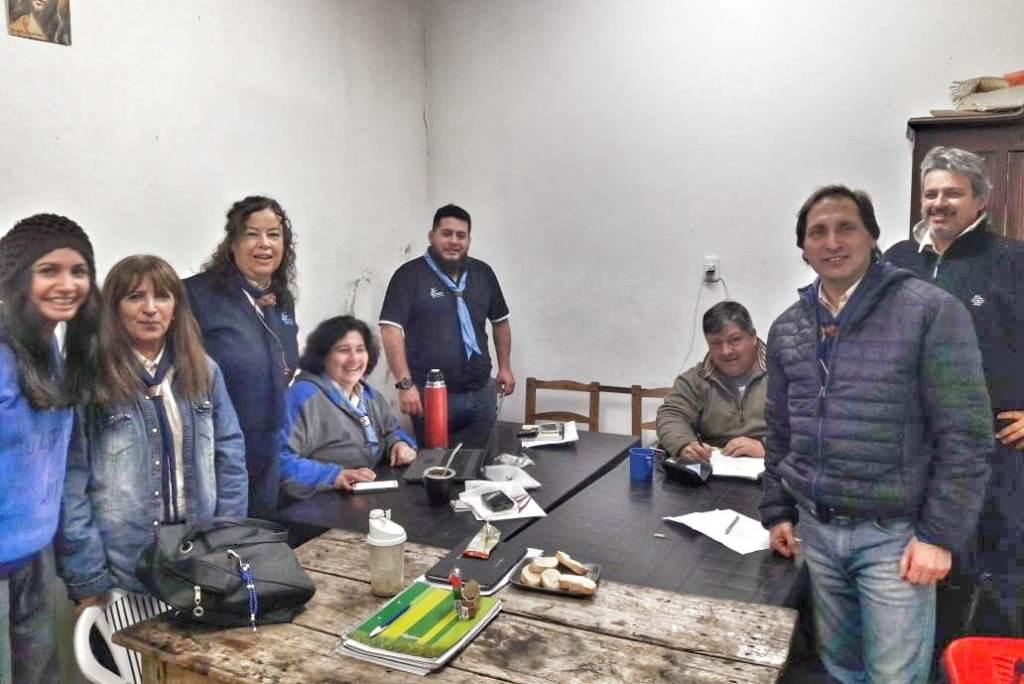 Crece el movimiento scout en la provincia de Corrientes