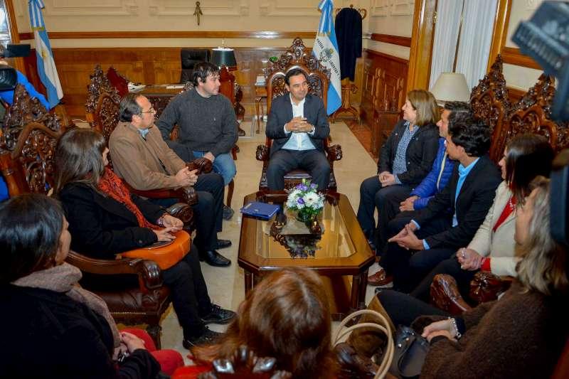 Valdés garantizó la prioridad de la conexión entre Sauce y Curuzú Cuatiá