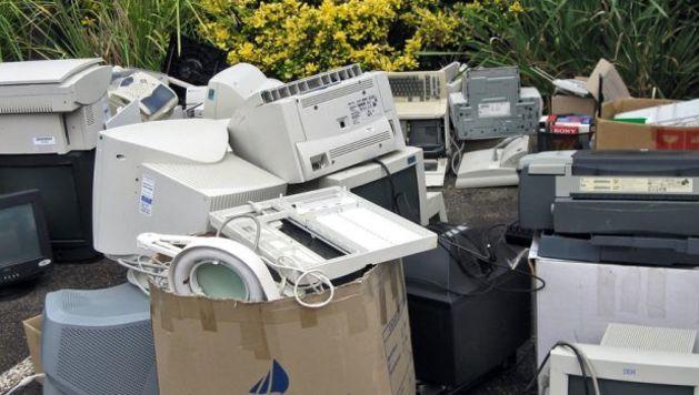Un estudio revela el volumen de generación urbana de residuos eléctricos y electrónicos