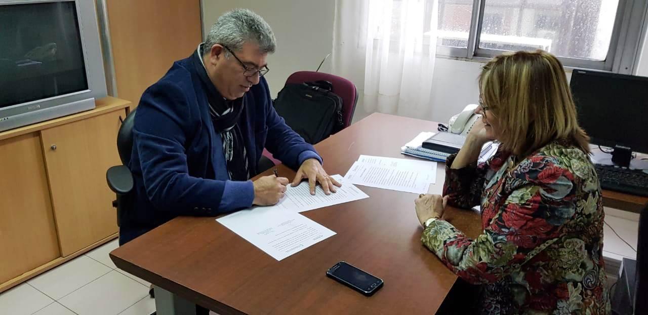 Refuerzan el trabajo con organizaciones civiles y recibe asistencia de Nación