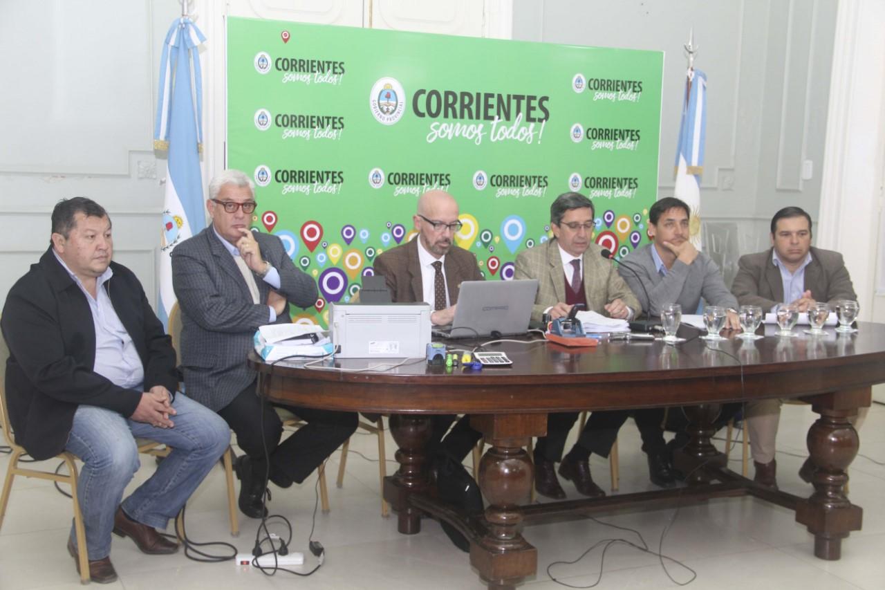Se presentaron dos ofertas para la construcción  de la nueva unidad Penal N° 1 en San Cayetano