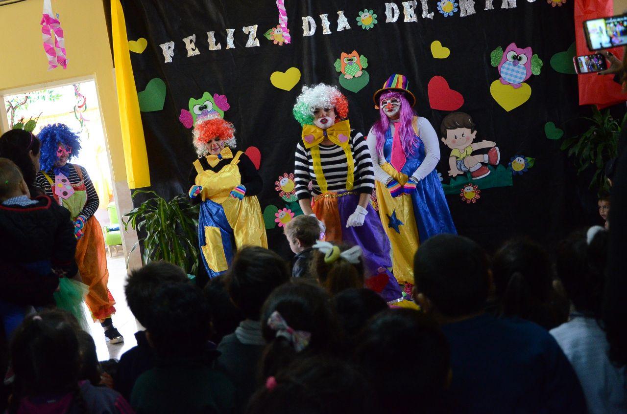 Durante cada fin de semana de agosto, habrá festejos por el Mes del Niño en barrios capitalinos