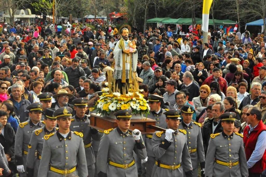 Festividad de San Cayetano y 11° Aniversario como Santuario