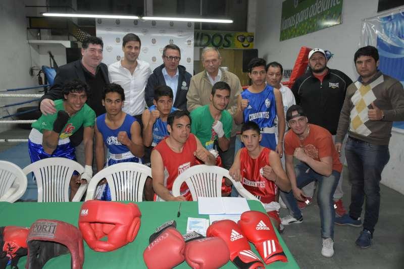 Con una mirada inclusiva, se presentó el programa de boxeo amateur Corazón de Campeón