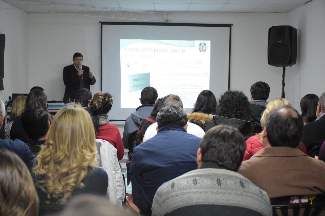 Concejales destacaron el encuentro con Eduardo Tassano