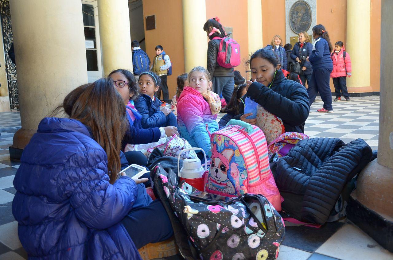 Niños de Ituzaingó conocieron la Municipalidad de Corrientes