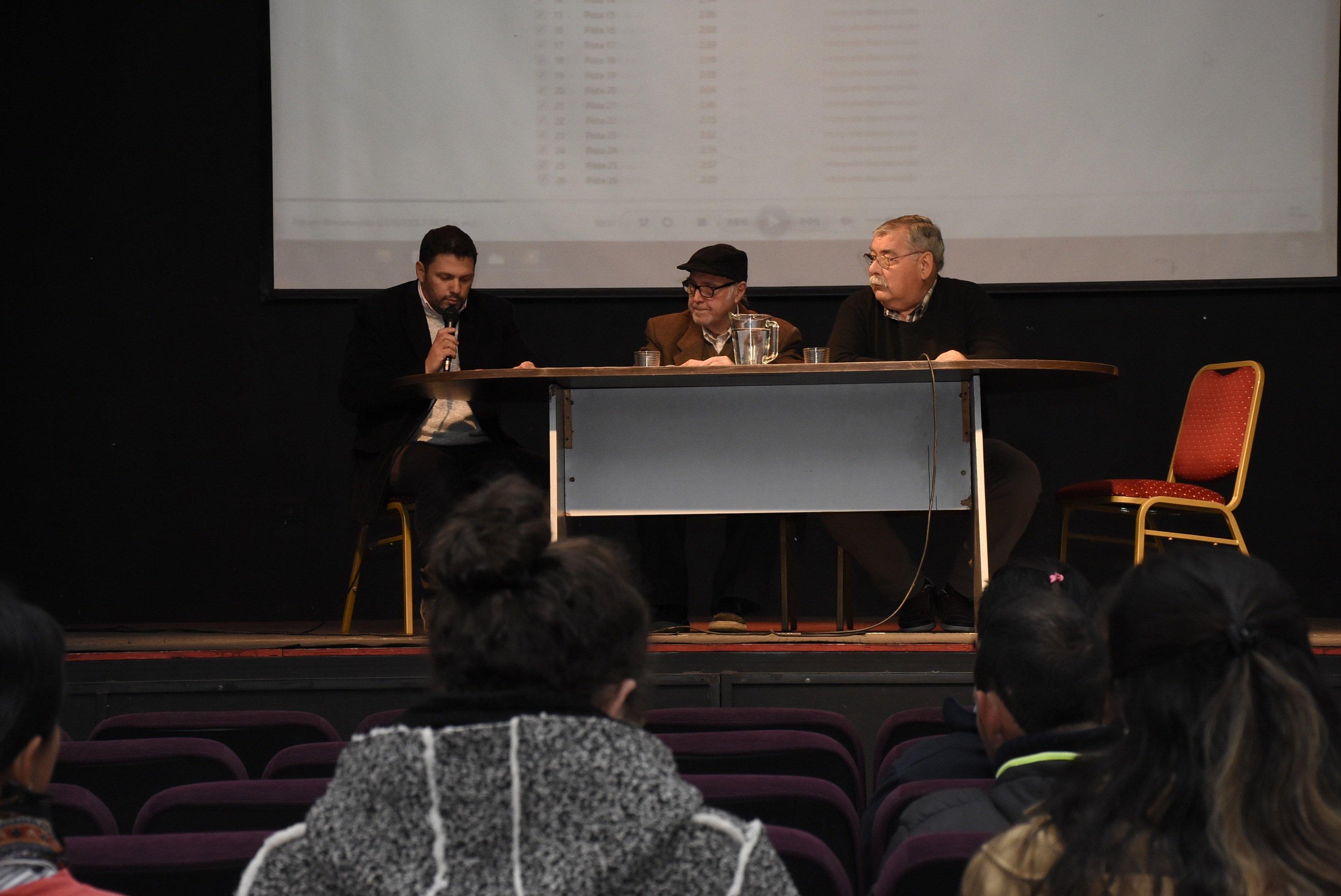 """La Municipalidad inició un ciclo de charlas sobre """"los pioneros del chamamé"""""""