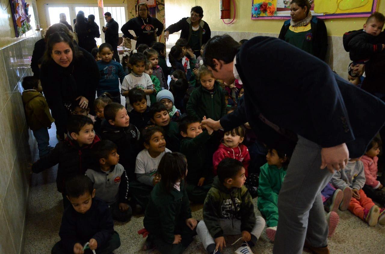 Comenzaron los festejos por el Mes del Niño en los CDI municipales