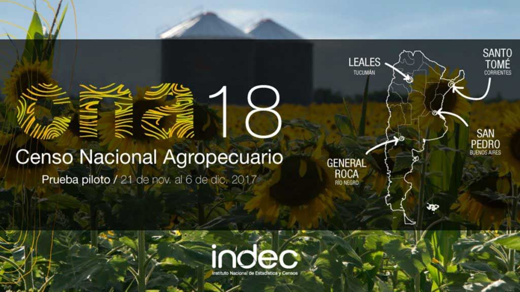 Provincia y Nación alistan ejecución en Corrientes del Censo Agropecuario 2018