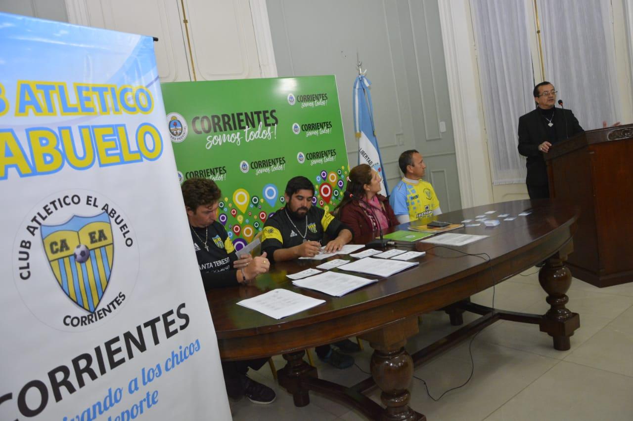Reunión explicativa de la Segunda edición de la Copa Pasión Libertadores 2018