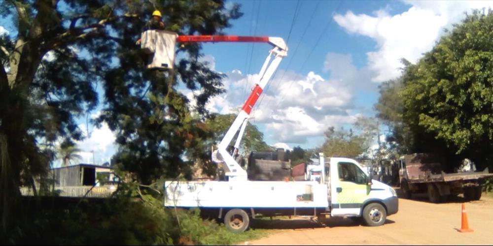 DPEC habilitó nueva LMT en 33 kV y nueva ET de 2,5 MVA en Concepción