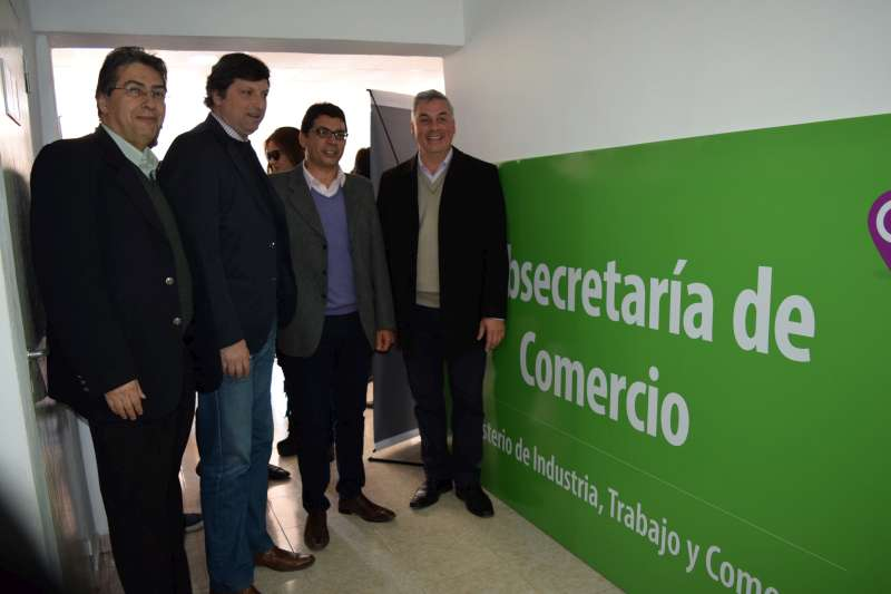 La Dirección de Defensa del Consumidor inauguró su primera delegación en el interior