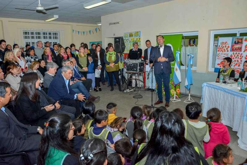 Desde Goya Valdés brindó un contundente respaldo a la Educación Pública y Gratuita