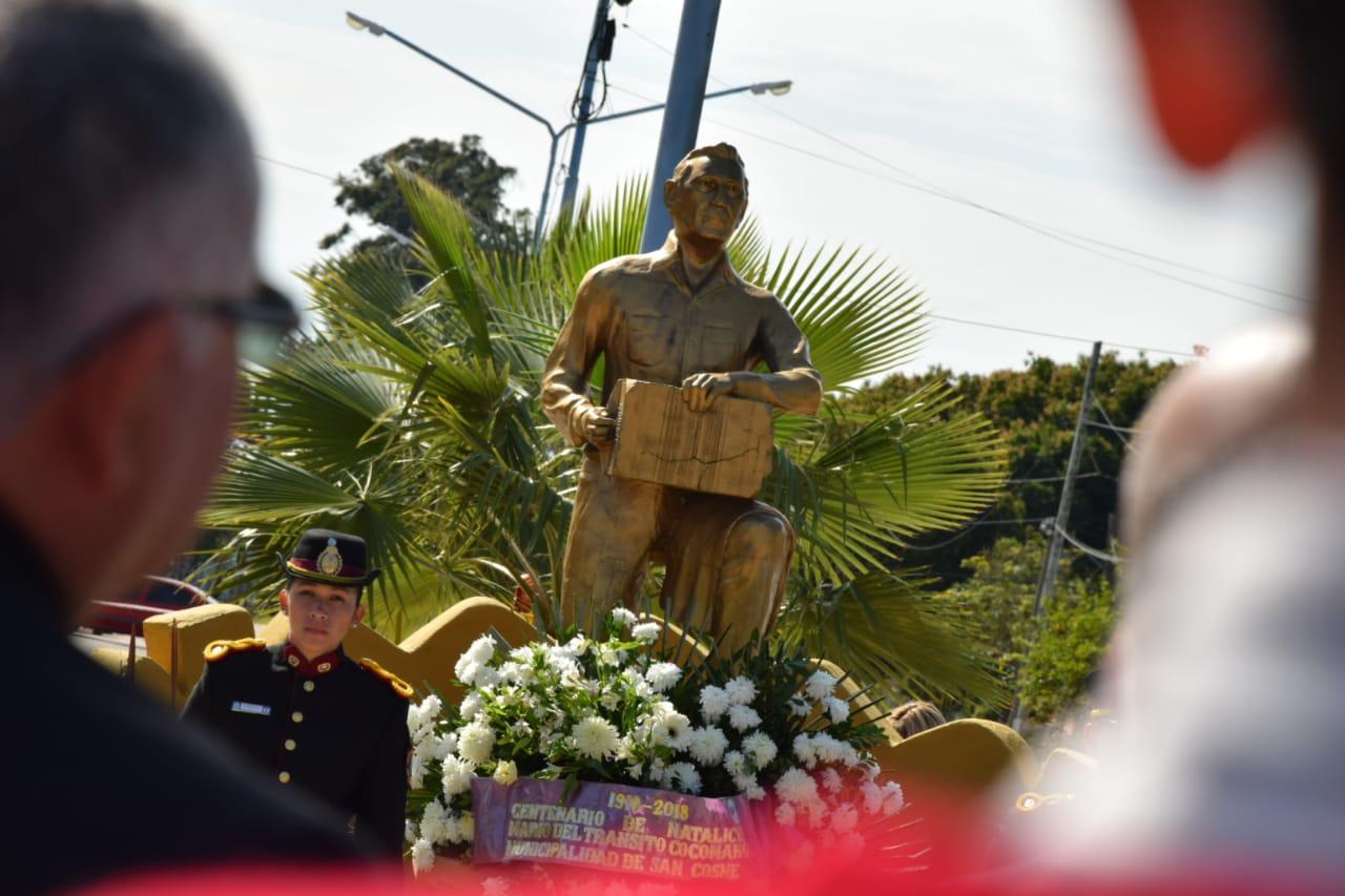 La Provincia acompañó los actos por el centenario del natalicio de Cocomarola