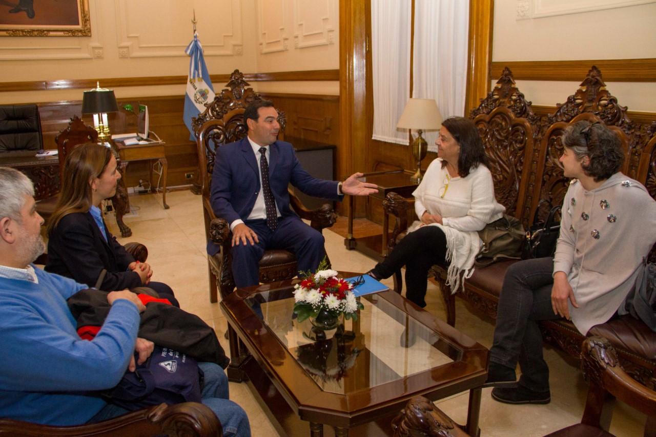Nación ratificó que todas las obras viales pautadas para Corrientes seguirán su marcha