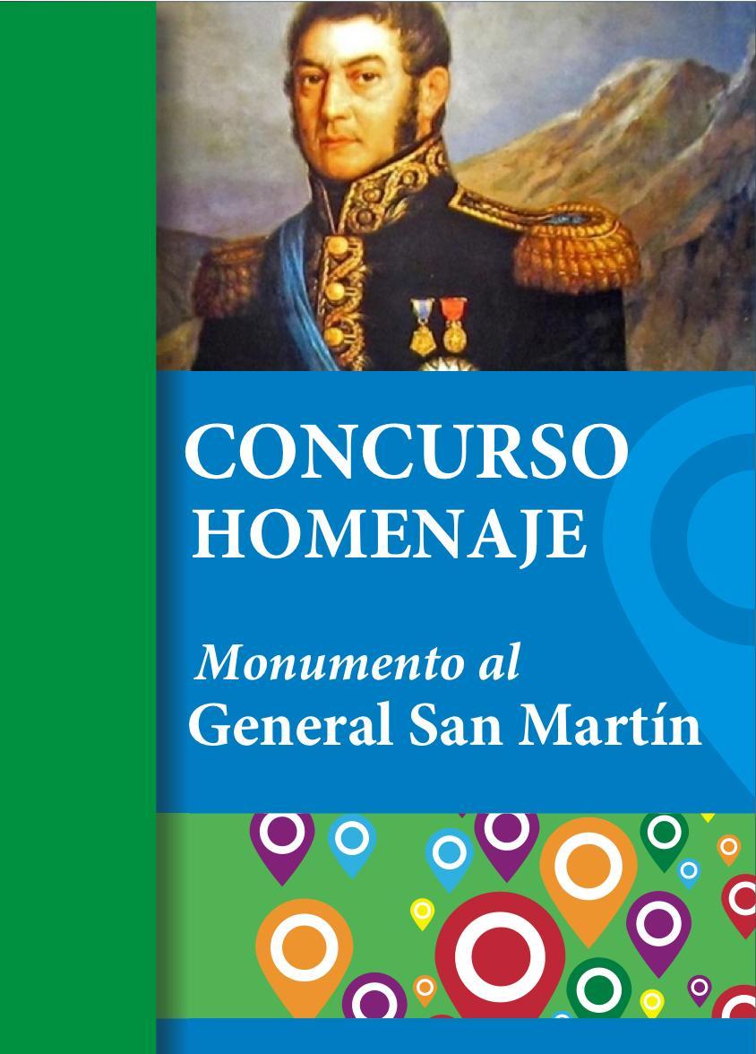 """Lanzamiento del concurso """"Monumento homenaje al General San Martín"""""""