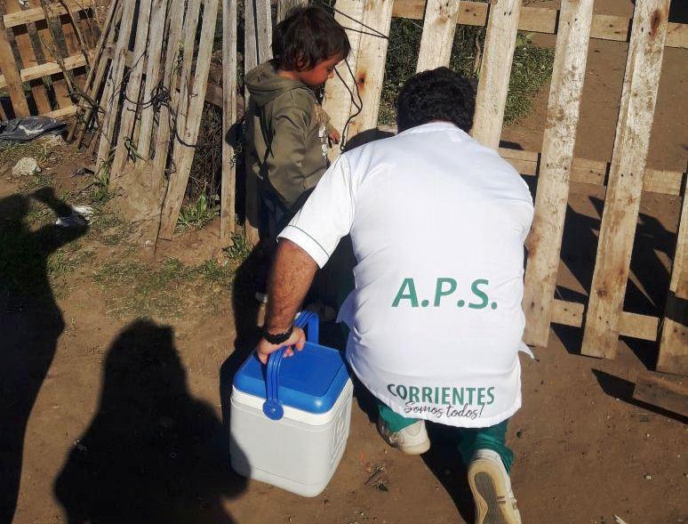 Salud va a tu casa llega a los barrios Pompeya y Arazaty