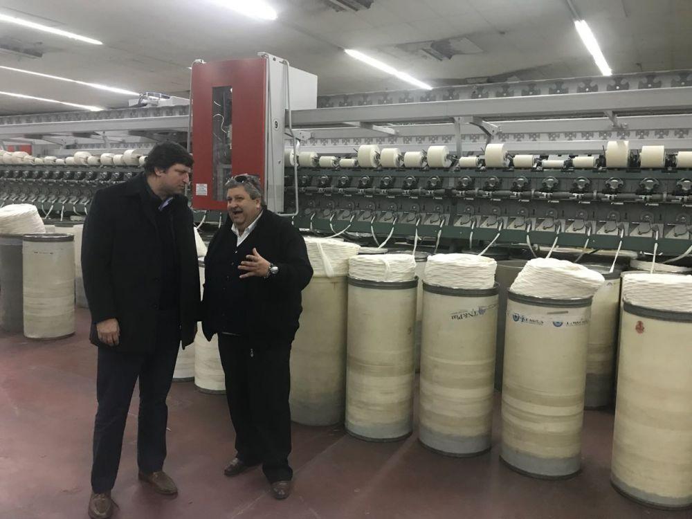 Modernización de la industria textil, la clave para competir en el mercado mundial