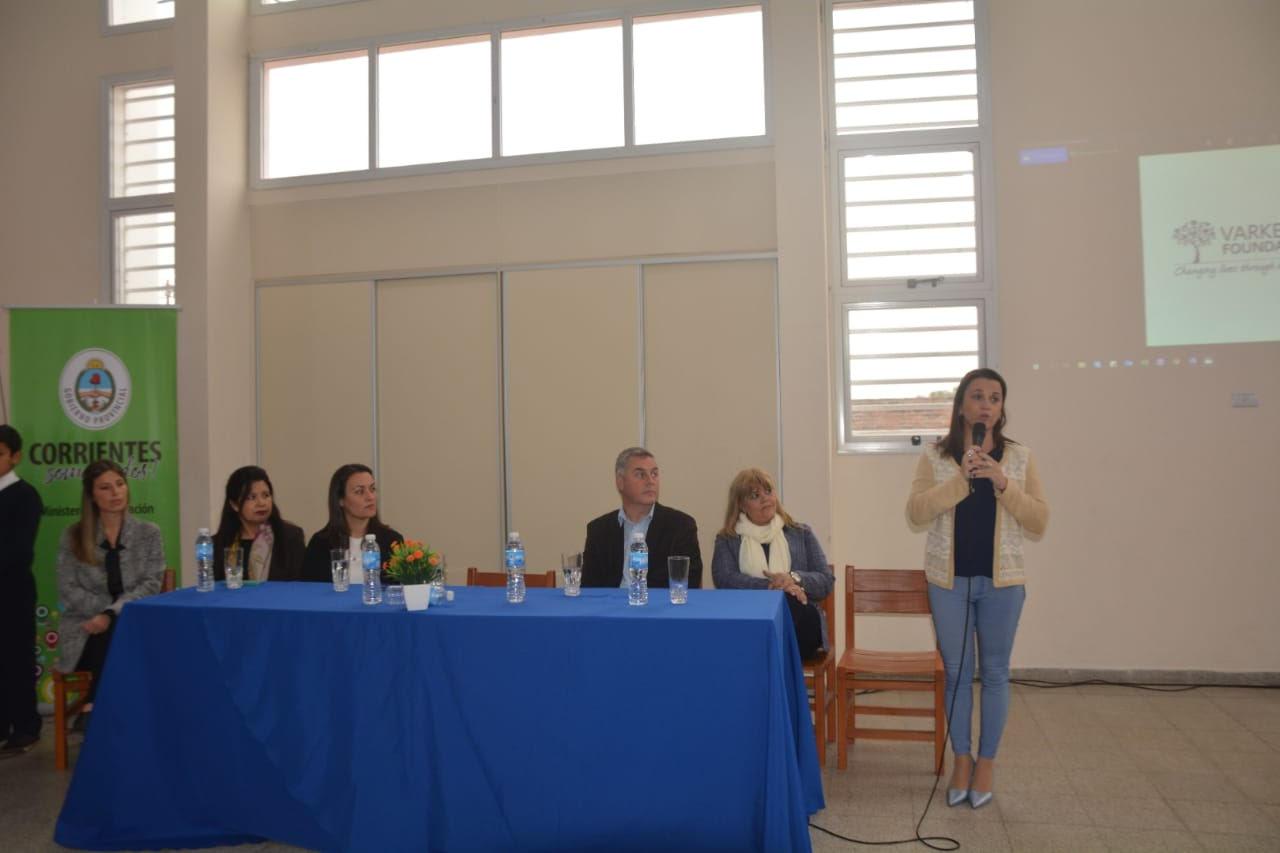 El Programa de Liderazgo e Innovación Educativa llegó a Bella Vista