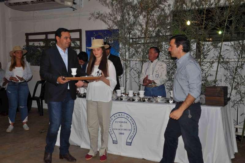 Valdés ratificó su apoyo al campo y convocó a todos los sectores a construir un mejor futuro