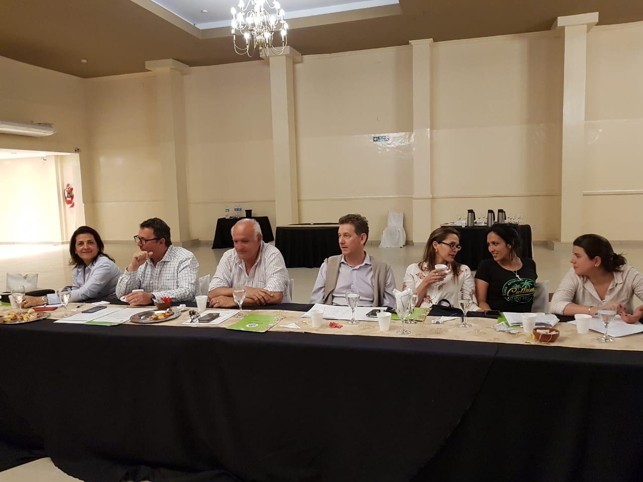 Se realizó la segunda reunión de gabinete de Desarrollo Social