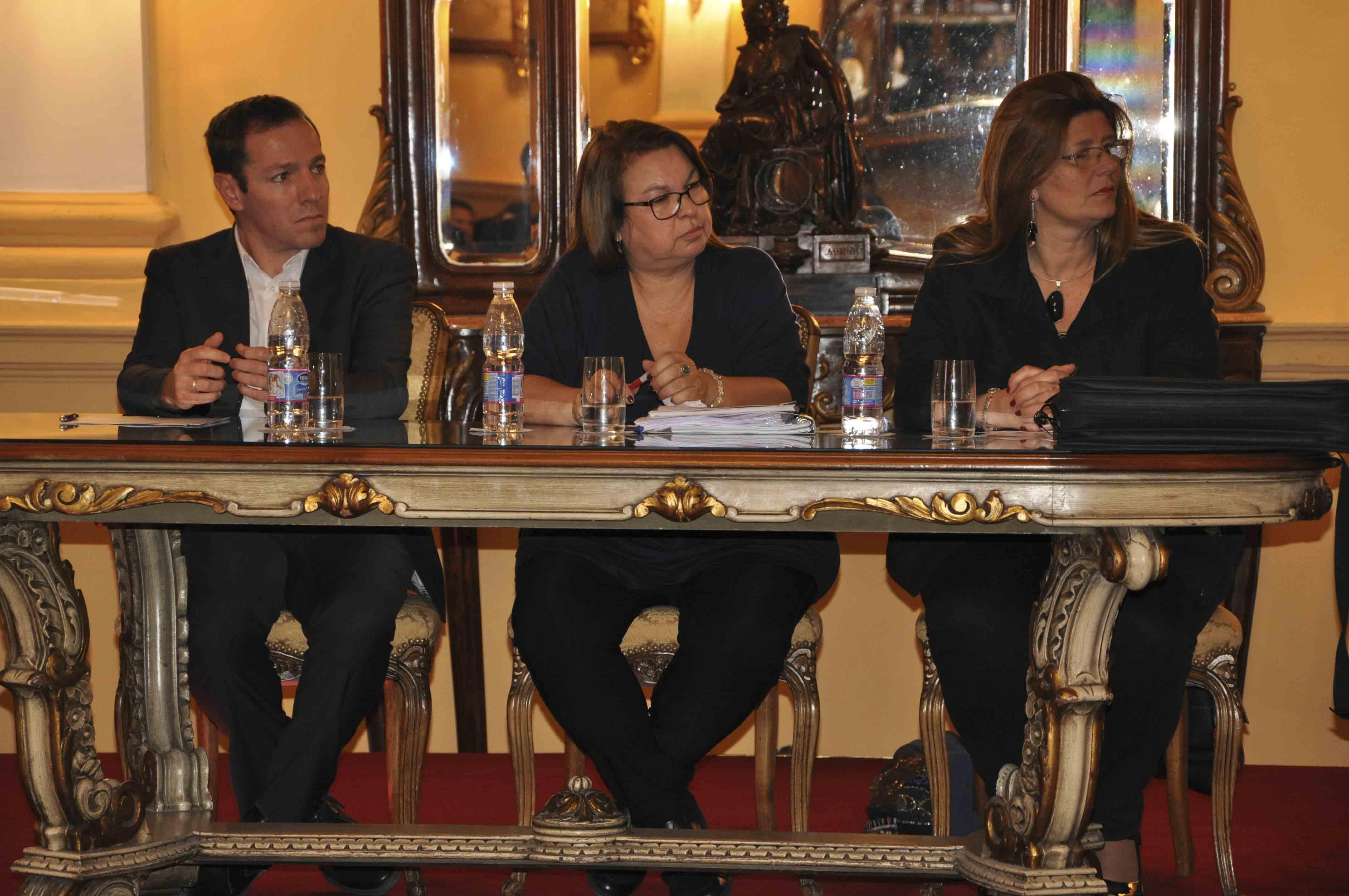Presentación del Protocolo de Mediación Penal Juvenil