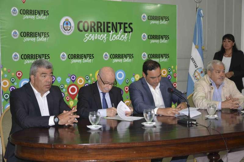 """""""Este convenio con el CFI fortalece nuestro Proyecto orientado de Desarrollo Productivo """""""