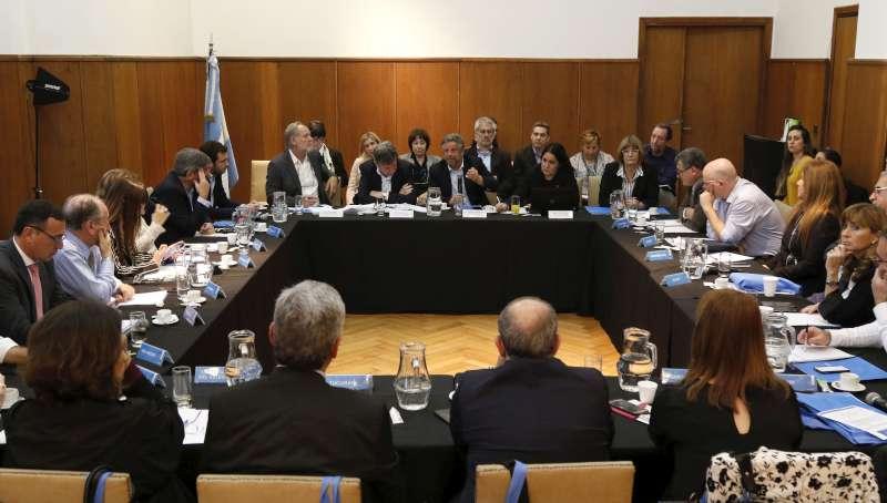 Se realizó la quinta reunión anual del Consejo Federal de Salud