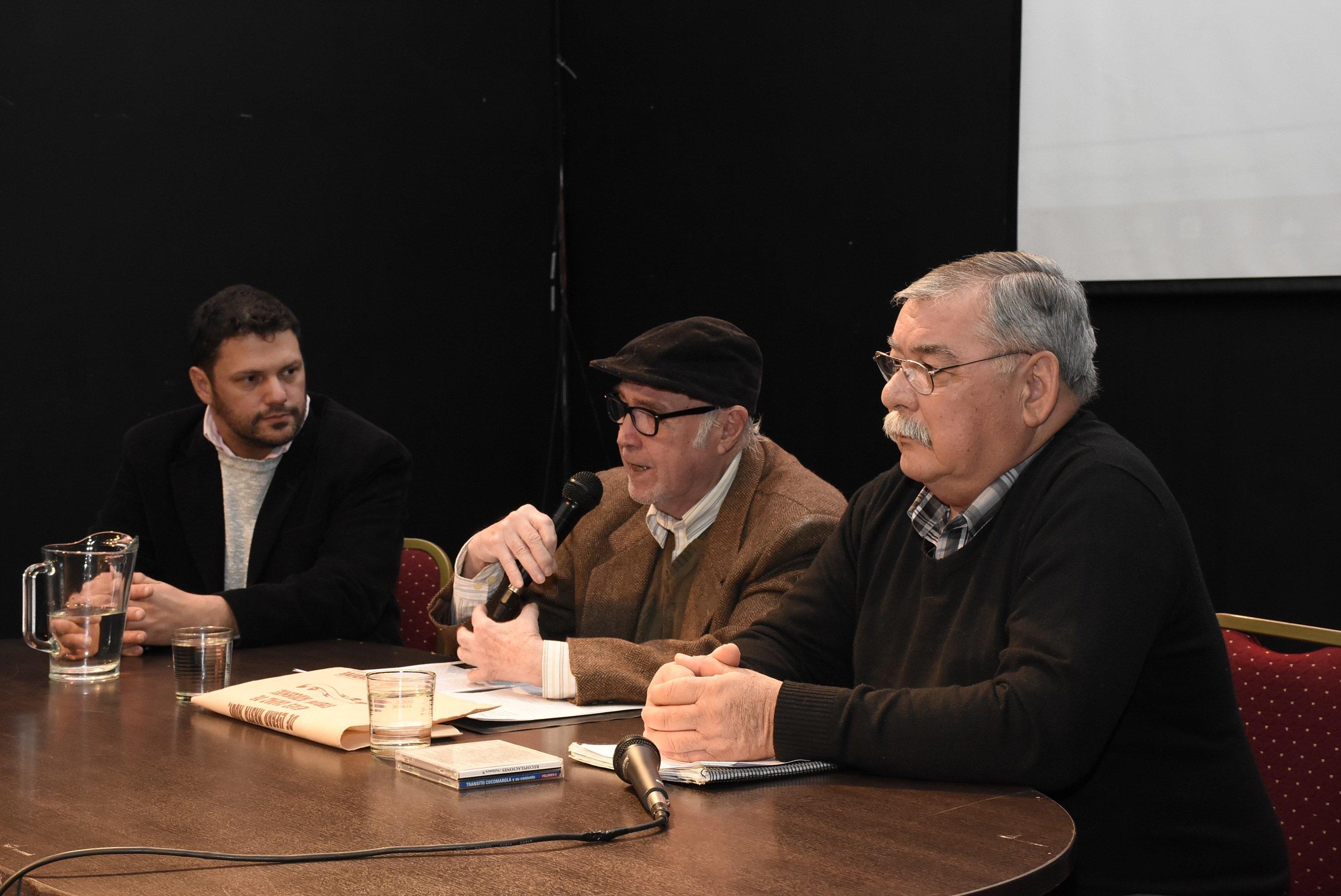 """La Municipalidad continúa con su ciclo de charlas sobre """"los pioneros del chamamé"""""""