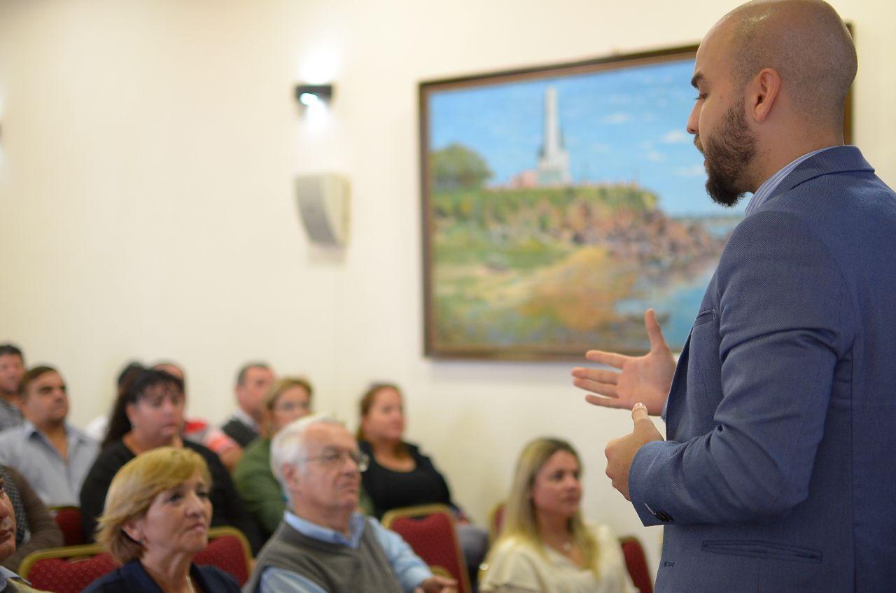 Delegados municipales se capacitan para mejorar prestaciones