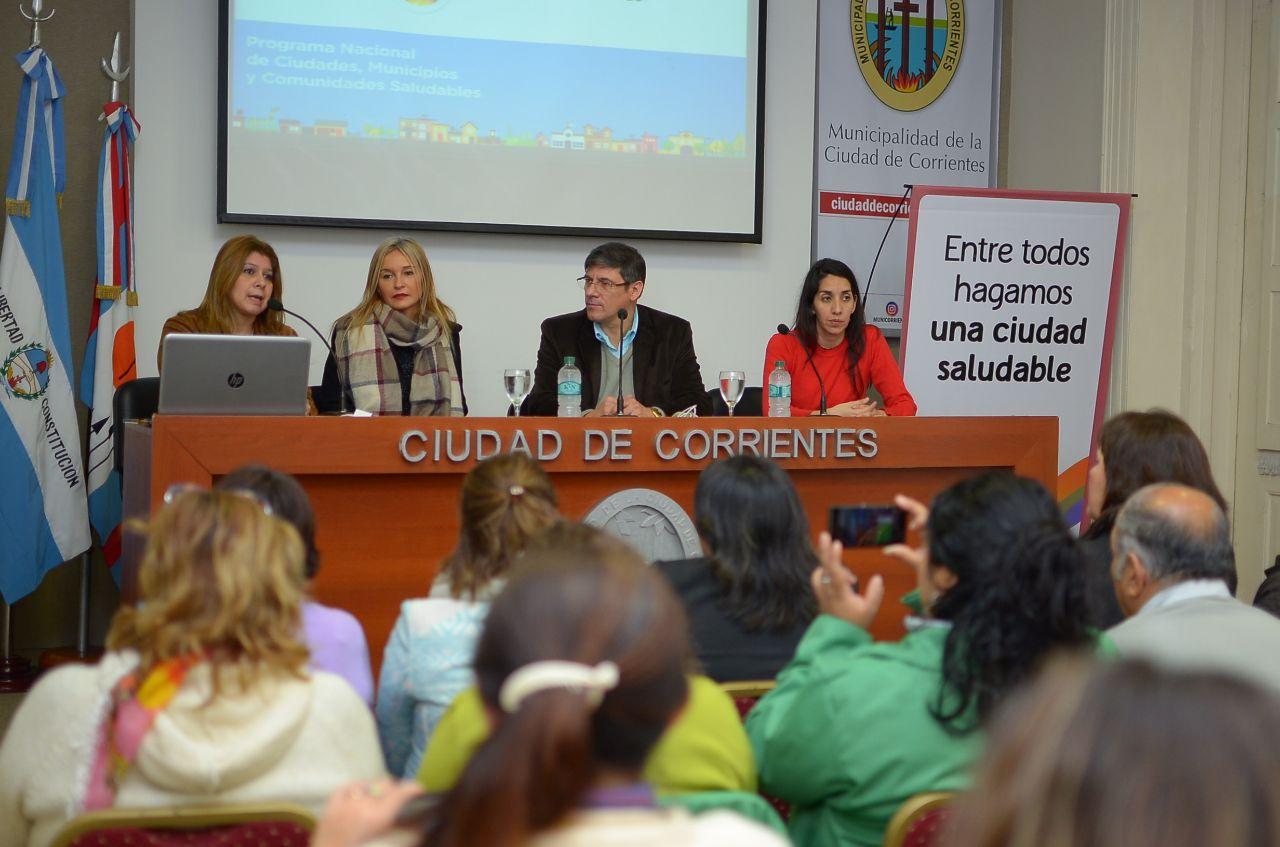 La Municipalidad profundiza acciones de prevención sobre enfermedades de transmisión sexual