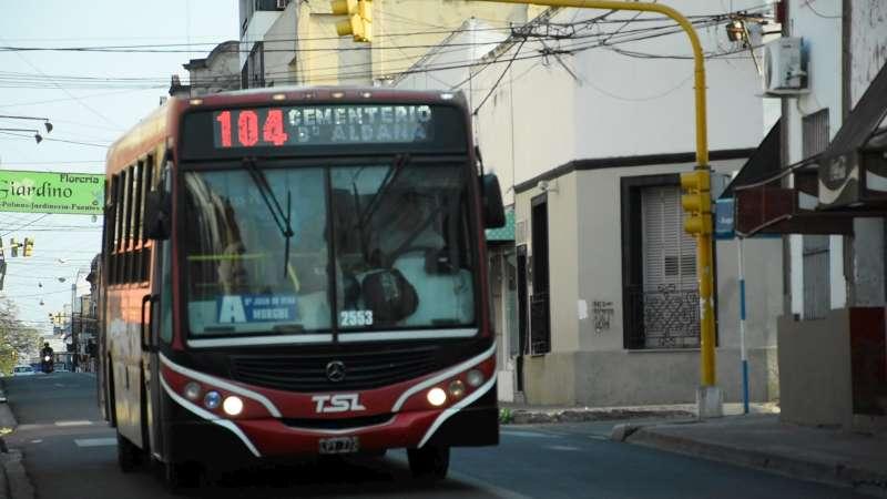"""La Municipalidad implementa la campaña """"Ordenados viajamos más seguros"""""""
