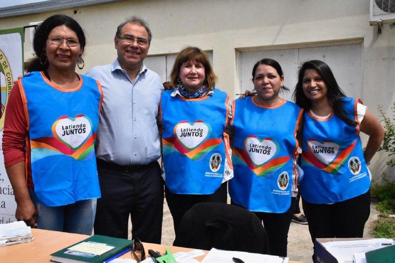 La Municipalidad acercó servicios al barrio Ciudades Correntinas