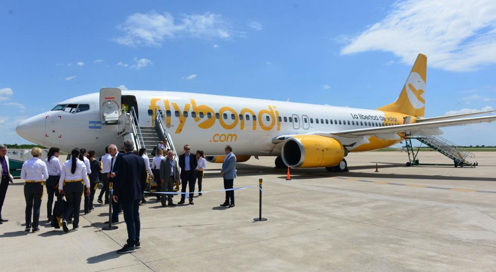 En Casa de Gobierno, presentarán mañana el vuelo Corrientes – Córdoba