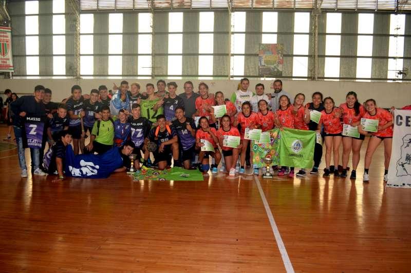 """""""Juegos Correntinos 2018"""", la Provincia con representantes en Handball"""