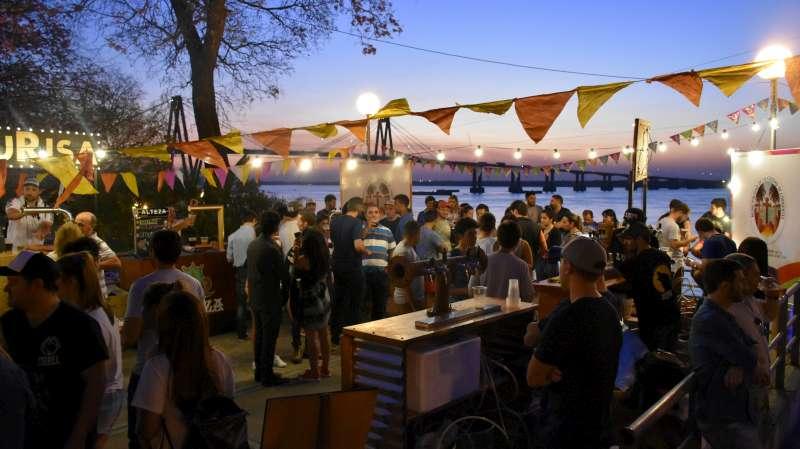 Éxito total en ventas y convocatoria el fin de semana en Terrazas del Paraná